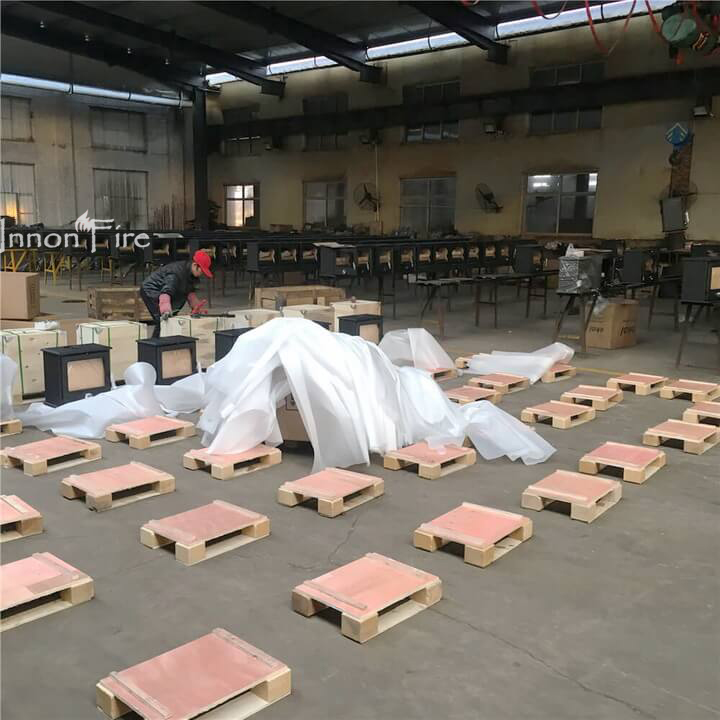 InnonFire Stoves Assembling and Packing