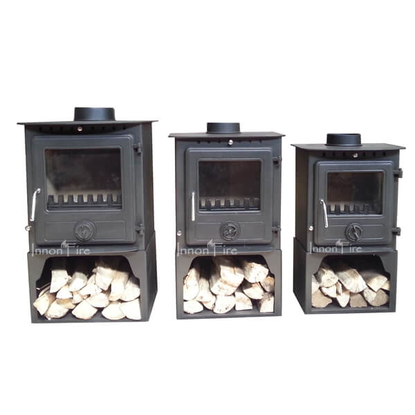 InnonFire Stove S211LMS with base