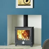 Steel stove S101M