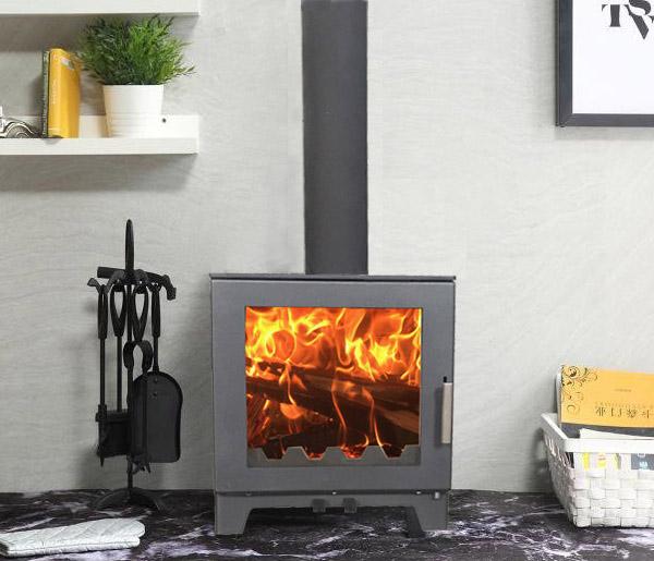 5KW Wood Burning Stove S102
