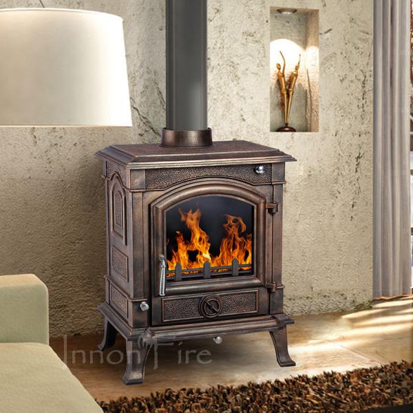 cast iron stove S203