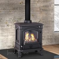 cast iron stove S203D