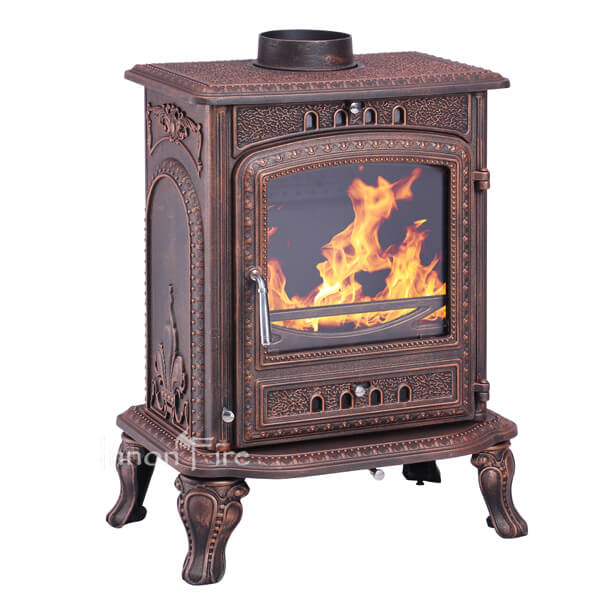 cast iron stove S204M