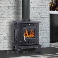 Wood burning stove S204S