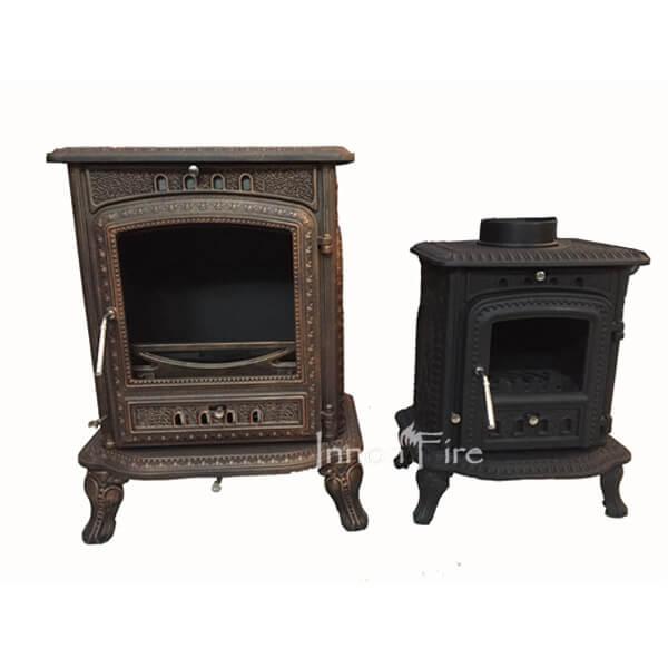 cast iron stove S204