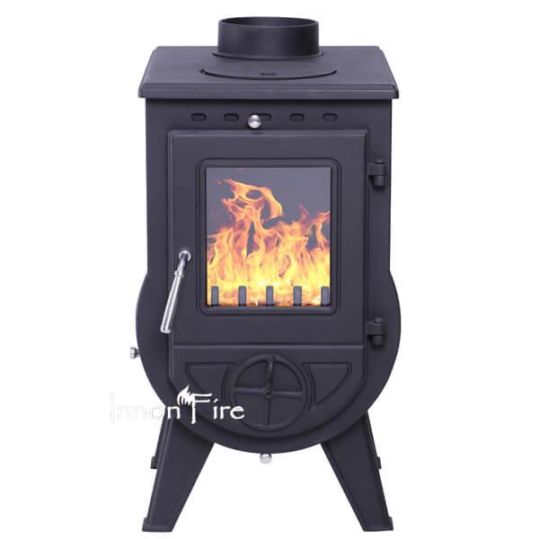 Cast iron stove S208-3