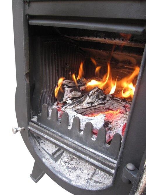 Cast iron stove S208-6