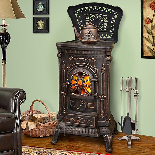 Traditional Cast iron Stove S216