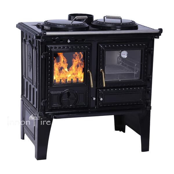 InnonFire Cook Stove S304 black
