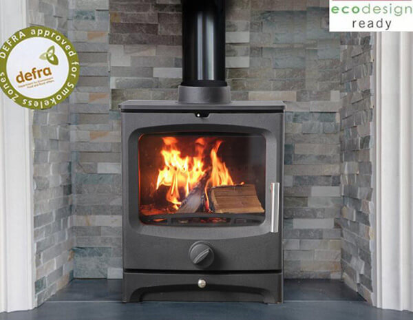 Ecodesign Ready Stoves S107
